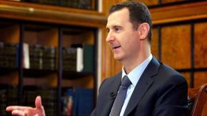 Syrien beantragt Beitritt zur Chemiewaffenkonvention