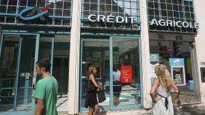 Sparen mit Crédit Agricole kann den Fiskus herbeirufen