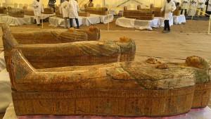 Ägypten stellt archäologische Sensation vor