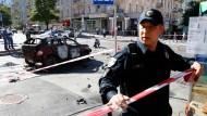 Journalist von Autobombe getötet