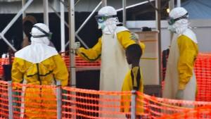 Letzter Ebola-Patient geheilt entlassen