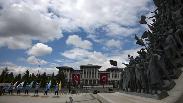 Türkei begeht dritten Jahrestag von Putschversuch