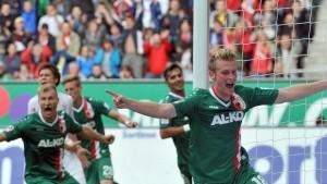 Der VfB Stuttgart verliert in Bayrisch-Schwaben