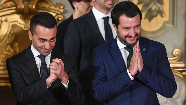 Warum die italienischen Wahlversprechen kein Wachstum verheißen