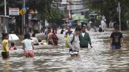 Indonesiens Hauptstadt Jakarta ist überflutet