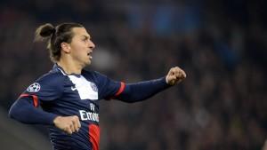 United, Real und Paris im Achtelfinale