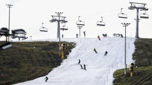 Merkel für Schließung der Skigebiete in Europa