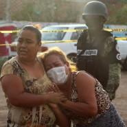 Trauer unter den Angehörigen der Opfer.