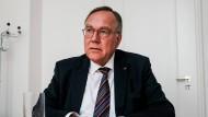 Rudolf Mellinghoff, Präsident des Bundesfinanzhofs, im Gespräch mit der F.A.Z.