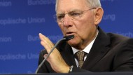 Schäuble spricht sich weiter für einen Grexit aus