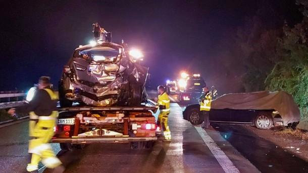 Winfried Kretschmann übersteht Autounfall unverletzt