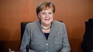 Merkel ist die beliebteste Politikerin