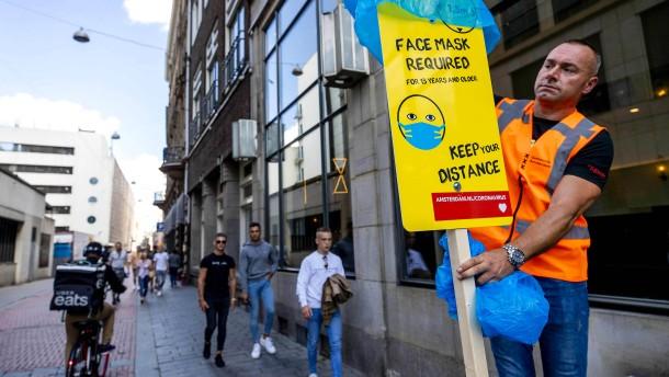 Amsterdam und Rotterdam brechen ein Tabu