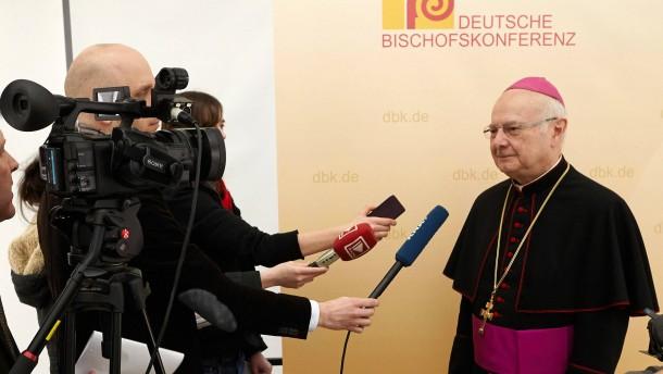 Deutsche Bischofskonferenz in Trier Zollitsch