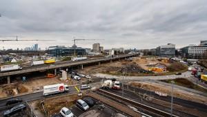 Offenbach will fünf Hochhäuser bauen