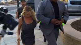 Pornostar Stormy Daniels in Stripclub festgenommen