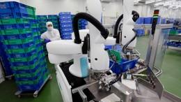 Die Roboter erobern neue Reviere
