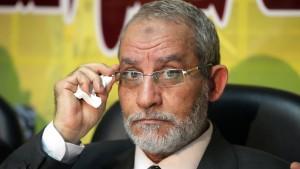 Oberhaupt der Muslimbrüder zum Tode verurteilt