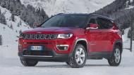 Bald auch als Plug-in-Hybrid: Jeep Compass.