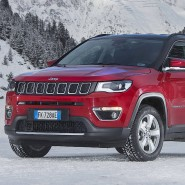 Bald auch als Plug-in-Hybrid: Jeep Compass.