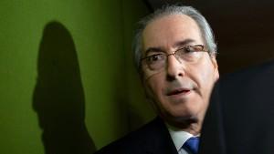 Parlamentspräsident Eduardo Cunha abgesetzt