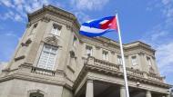 Amerika weist kubanische Botschaftsmitarbeiter aus
