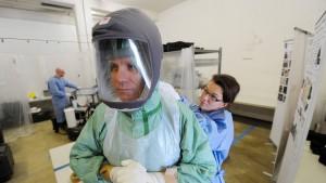 Kanada lässt niemanden mehr aus Ebola-Gebieten einreisen