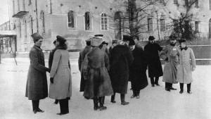 Brot für das Reich: Getreideabkommen mit der Ukraine