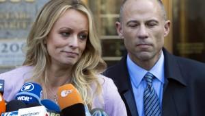 Anwalt von Stormy Daniels festgenommen