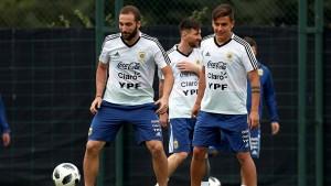 Argentinien sagt Fußball-Länderspiel in Jerusalem ab
