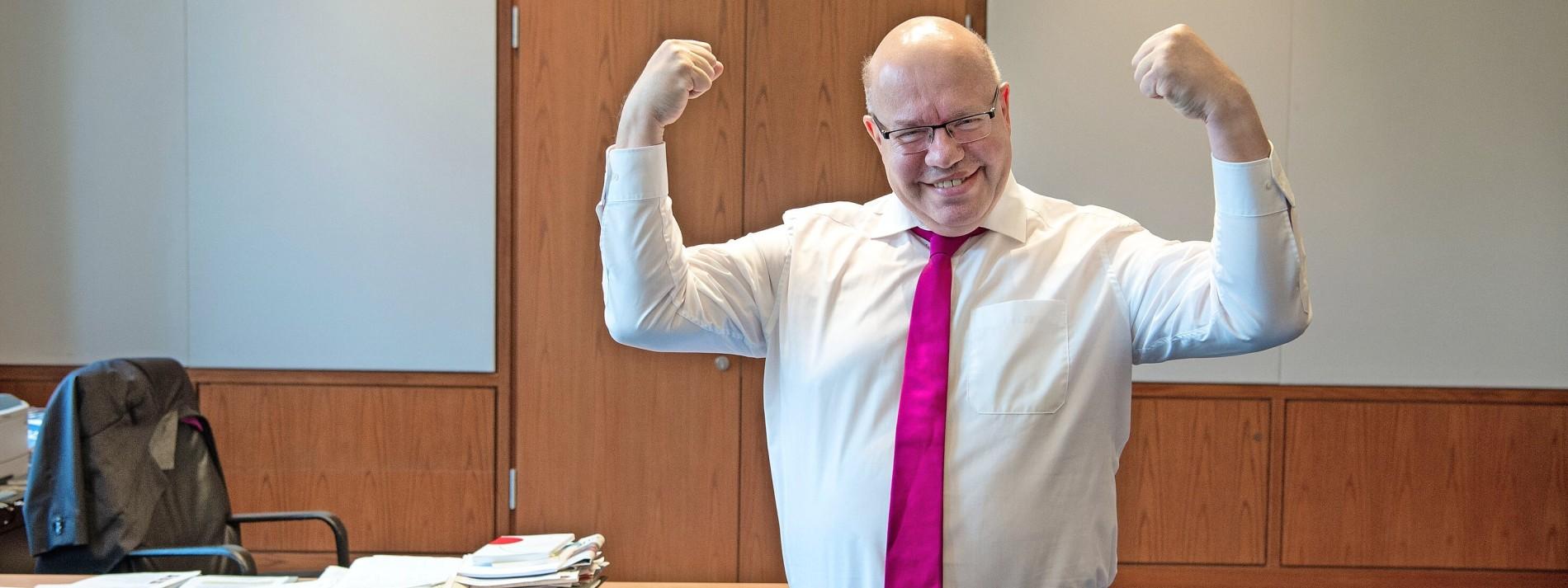 Erhards Erbe verabschiedet sich als Industriepolitiker