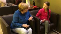 War das alles, Frau Merkel?