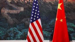 Neue Gespräche zwischen Amerika und China im Oktober