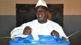 Gewalt überschattet Stichwahl in Mali