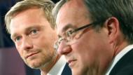 CDU und FDP wollen über Zusammenarbeit sprechen