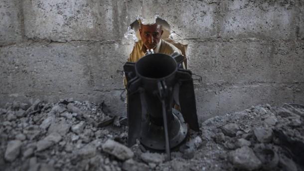 Weshalb Putin in Syrien nicht zu stoppen ist