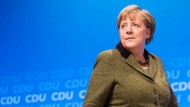 Merkel weist Flüchtlings-Obergrenze erneut zurück
