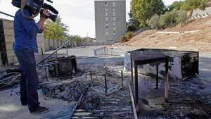 Anwohner stürmen Roma-Lager in Marseille