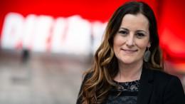Glückwünsche aus Hessen für Janine Wissler