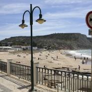Portugal, Praia da Luz: Hier hat der Tatverdächtige im Fall Maddie 2005 eine zur Tatzeit 72 Jahre alte Amerikanerin vergewaltigt. Hier verschwand auch Maddie.