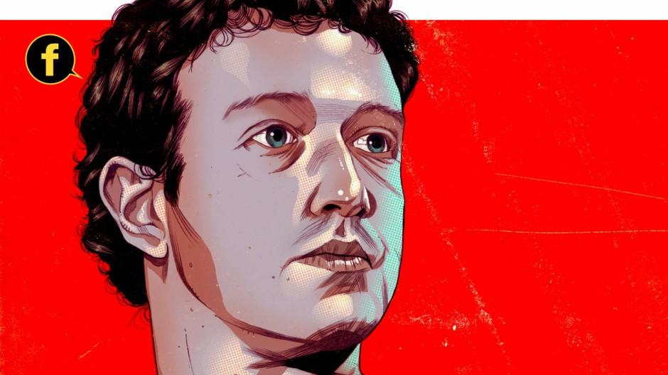 Ein steifer Kerl in Badelatschen: Mark Zuckerberg ist kein guter Geschichtenerzähler, er ist ein Nerd