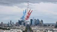 Frankreich feiert sich selbst am Nationalfeiertag