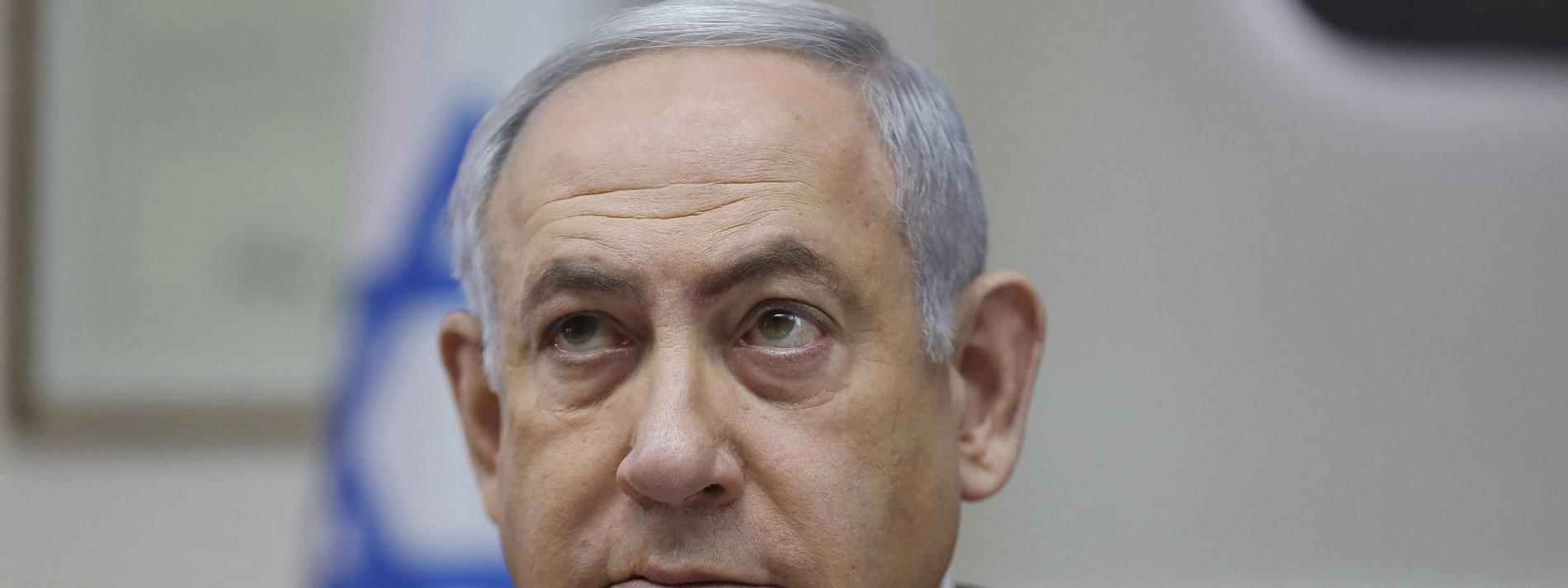 Das Volk und Netanjahu gegen den Staat