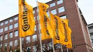 Continental-Werke in Aufruhr