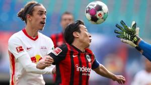Eintracht Frankfurts Karten-Flut