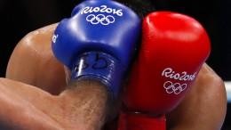 IOC droht mit Ende für Boxen bei Olympia
