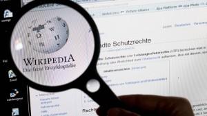 Die Maschine, die 8,5 Prozent der Wikipedia schrieb
