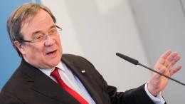 Armin Laschet ruft SPD zur Vernunft auf