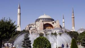 Streit um Zukunft der Hagia Sophia