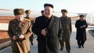 Lockruf aus Pjöngjang